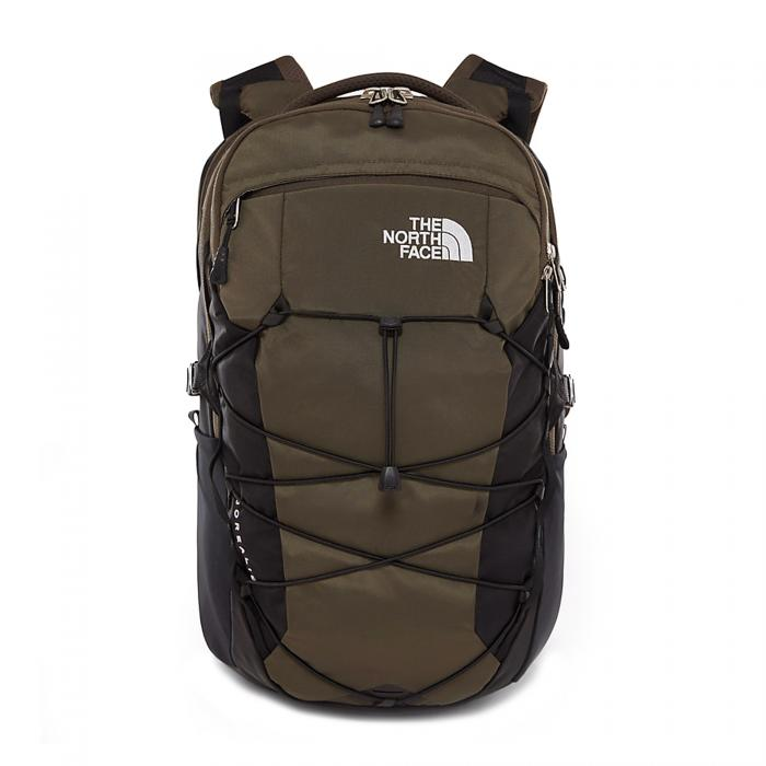 the north face borse e zaini new taupe green black